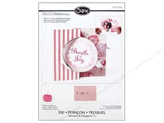 Sizzix Movers & Shapers L Die Card Circle Flip Its