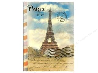 Note Cards Vacations: Punch Studio Sticky Notes Padfolio Par Avion Paris