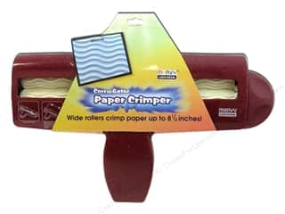 "Punches Paper Crafting Tools: Uchida Tools Corrugator Paper Crimper  8.5""x 11"" Wave"