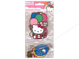 SandyLion Hello Kitty Chipboard Medley
