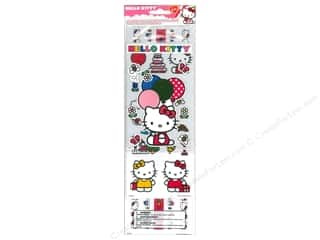 SandyLion Sticker Multi Pack Hello Kitty