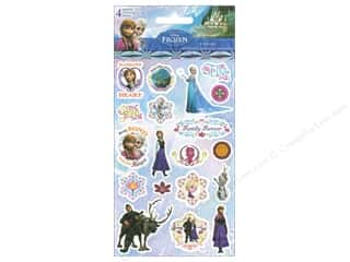 Unique Scrapbooking Sale: SandyLion Sticker Standard Disney Frozen