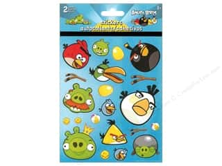Labels Animals: SandyLion Sticker Foldover Angry Birds