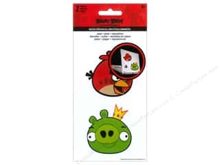 "Decals 12"": SandyLion Decal Angry Birds 2 Sheet"