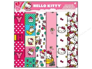 SandyLion Paper Pack 12x12 Hello Kitty