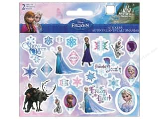 SandyLion Sticker Mini Foldover Disney Frozen
