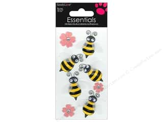 Bees: SandyLion Sticker Essentials Bees