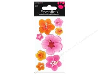 SandyLion Sticker Essentials Flowers Hibiscus
