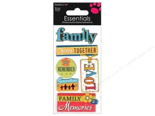 Family Stickers: SandyLion Sticker Essentials Family
