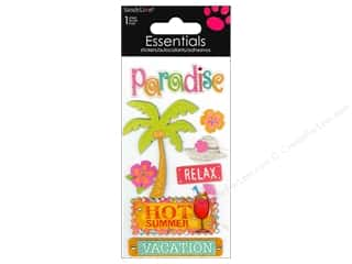 SandyLion Sticker Essentials Paradise