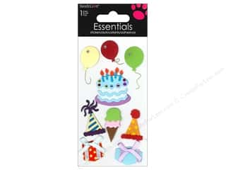 Rhinestones Birthdays: SandyLion Sticker Essentials Birthday Masculine