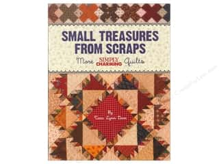 Small Treasures From Scraps Book
