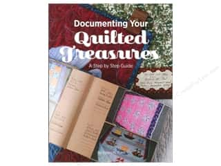 Documenting Your Quilted Treasures Book