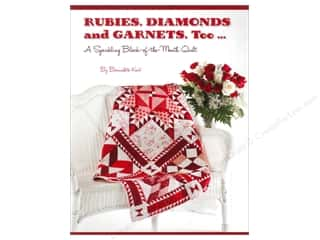 Stars: Kansas City Star Rubies Diamonds and Garnets Too Book