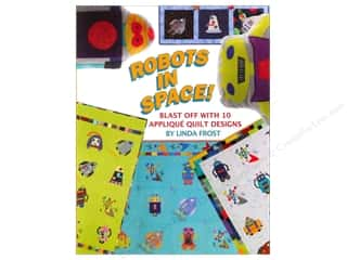 Stars Books & Patterns: Kansas City Star Robots In Space Book