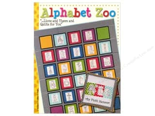 Yarn & Needlework ABC & 123: Kansas City Star Alphabet Zoo Book