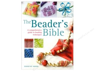 Weekly Specials Embroidery: David & Charles The Beader's Bible Book