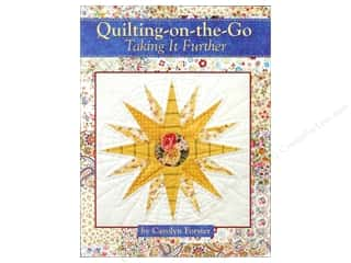 Landauer Sewing & Quilting: Landauer Quilting On The Go Taking It Further Book