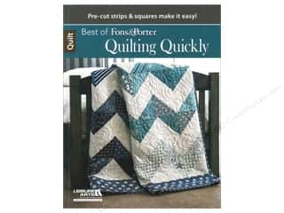 Fons & Porter: Best of Fons & Porter Quilting Quickly Book