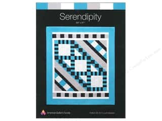 Serendipity Studio Clearance Patterns: American Quilter's Society Serendipity Pattern