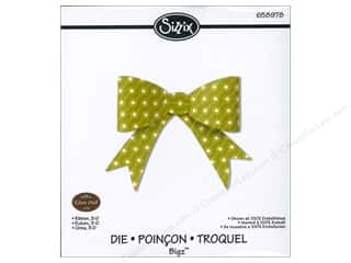 Sizzix Die Bigz Ribbon by Eileen Hull