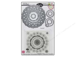 Birthdays Stamps: Sizzix Dies Framelits Stamps Circle & Tags b
