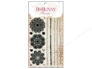 Doily $2 - $3: Bo Bunny Clear Stamps Stitches