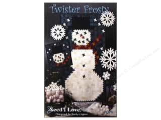 Bits 'n Pieces Quilting Patterns: Need'l Love Company Twister Frosty Pattern