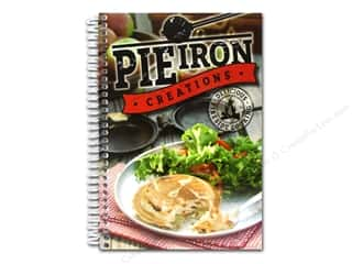 Cooking/Kitchen Books & Patterns: CQ Products Pie Iron Creations Book