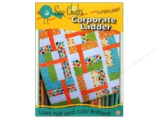 Sewing & Quilting Length: Cozy Quilt Designs Sew Chicks Corporate Ladder Pattern