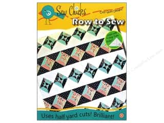 Finishes Sewing & Quilting: Cozy Quilt Designs Sew Chicks Row to Sew Pattern