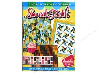 Cozy Quilt Designs $3 - $6: Cozy Quilt Designs Sweet Tooth Book