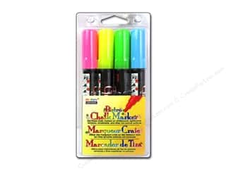 Pens $4 - $6: Uchida Bistro Chalk Marker Set H 4pc