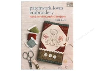 Everything You Love Sale: Patchwork Loves Embroidery Book