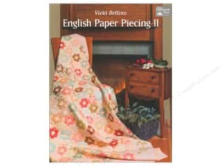 Paper Pieces paper dimensions: That Patchwork Place English Paper Piecing II Book