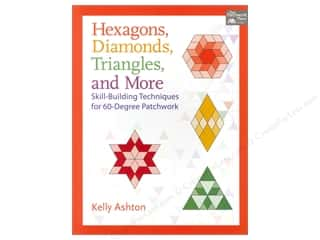 Hexagons, Diamonds, Triangles & More Book