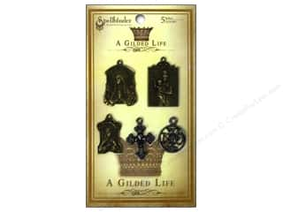 Spellbinders Gilded Life Charm Relics A