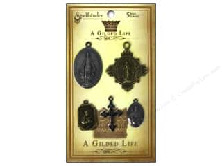 Spellbinders Gilded Life Charm Relics B