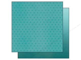 Simple Stories Paper 12x12 Good Day Sun Blue Dot (25 piece)