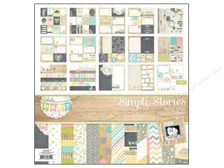Simple Stories Kit Hello Baby Collection 12x12