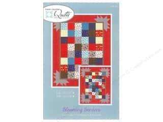 Bean Counter Quilts: Bean Counter Quilts Blooming Borders Pattern