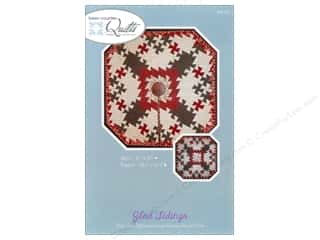 Bits 'n Pieces Quilting Patterns: Bean Counter Quilts Glad Tidings Pattern
