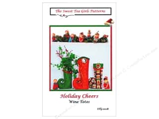 Bottles Christmas: Sweet Tea Girls Holiday Cheers Pattern