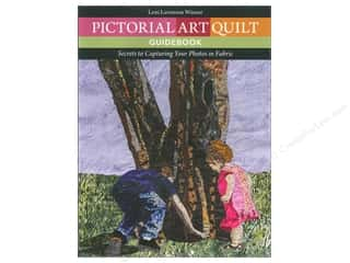 C&T Publishing Pictorial Art Quilt Guidebook by Leni Levenson Wiener