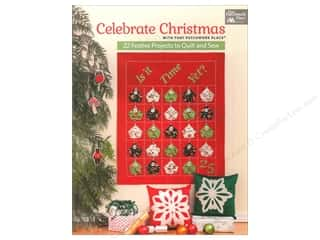 Sewing Construction Party & Celebrations: That Patchwork Place Celebrate Christmas With That Patchwork Place Book