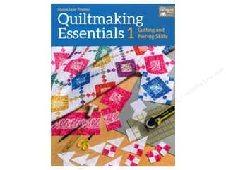 Quiltmaking Essentials 1 Book