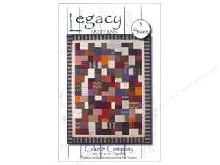Legacy Patterns Borders: Legacy Cake & Company Pattern