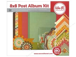 We R Memory Album Kit 8x8 280pc