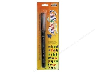 Uchida Black: Uchida Calligraphy Pen Marker 5.0mm Black