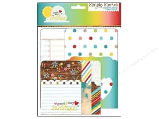 Page Protectors Brown: Simple Stories SN@P! Pockets Good Day Sunshine